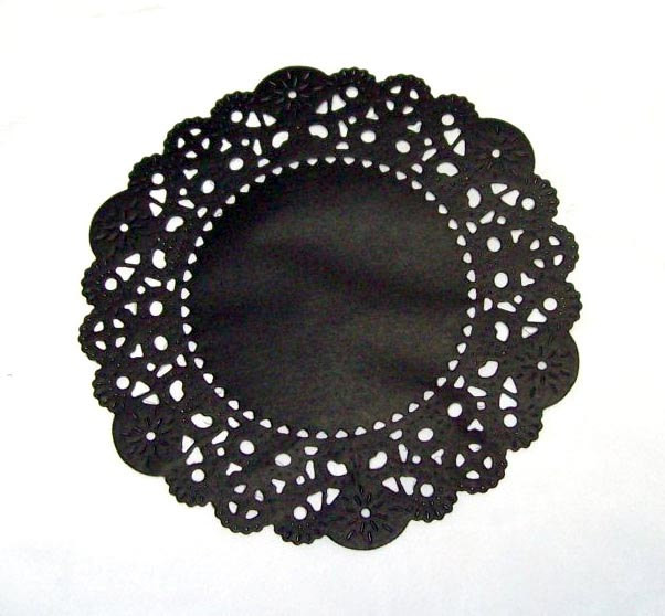 Black Paper Doilies Lovely 12 Halloween Black Paper Doilies 4 Inch Black and by Of Wonderful 42 Photos Black Paper Doilies