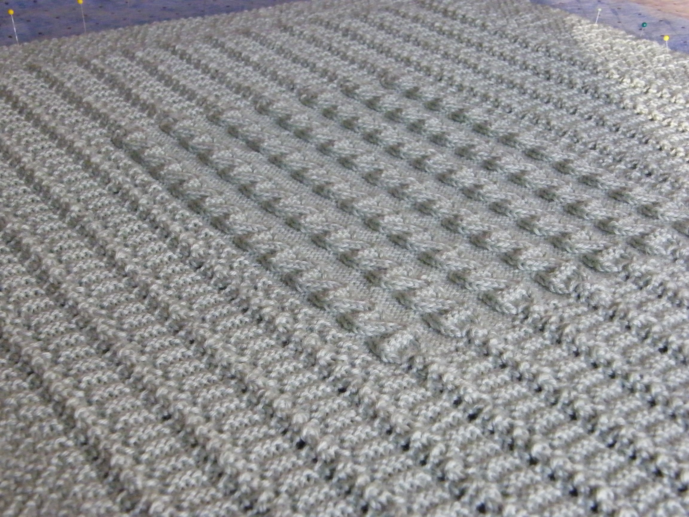 Baby Knitted Blanket Patterns