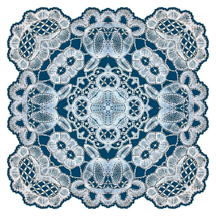 Blue Paper Doilies Awesome Artbyjean Of Lace Lace Doilies In Shades Of Blue Of Innovative 42 Pics Blue Paper Doilies