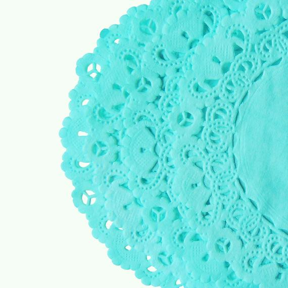 Blue Paper Doilies Beautiful Parakeet Turquoise Blue Paper Doilies 4 6 8 10 by Oldpapercat Of Innovative 42 Pics Blue Paper Doilies