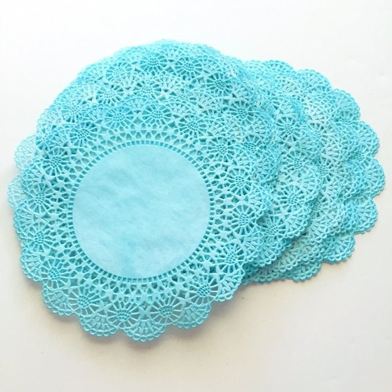 Blue Paper Doilies Best Of Paper Doily Wedding Doilies Pool Blue Robins by Of Innovative 42 Pics Blue Paper Doilies