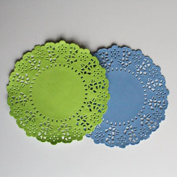 Blue Paper Doilies Elegant Colourful Paper Blue Green Doilies Craft Doiliestea Party Of Innovative 42 Pics Blue Paper Doilies