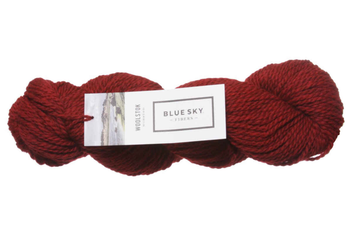 Blue Sky Yarn Inspirational Blue Sky Fibers Woolstok Yarn 1315 Red Rock Detailed Of Delightful 42 Ideas Blue Sky Yarn