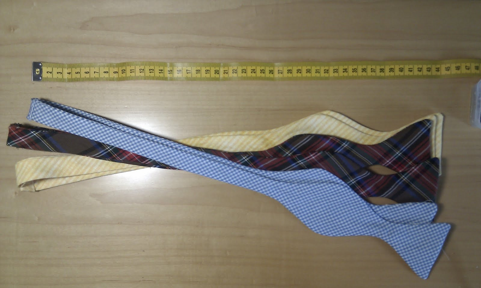 Engineering a Bow Tie