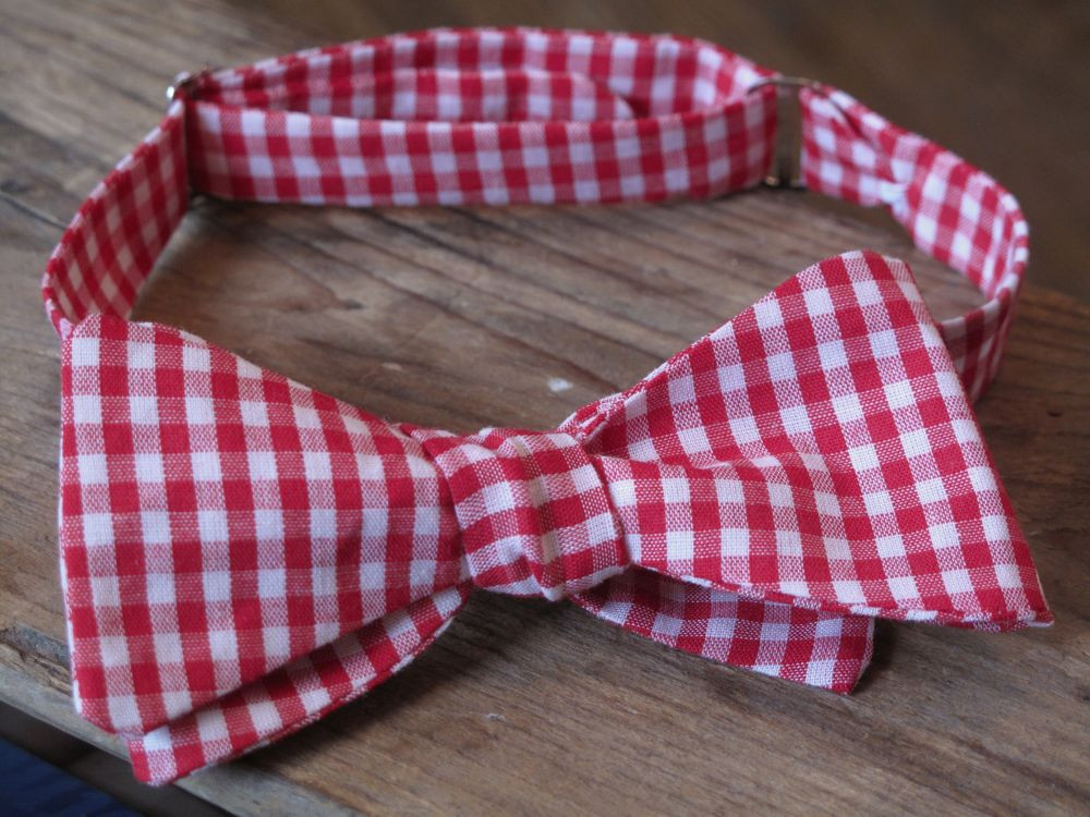 Gift for boys Adjustable Bow Tie sewing patterns
