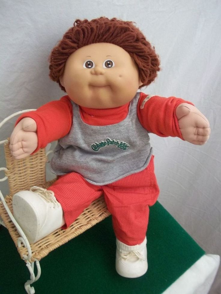 Boy Cabbage Patch Dolls Beautiful Vintage 1978 1982 Cabbage Patch Kid Red Hair with Of Attractive 41 Ideas Boy Cabbage Patch Dolls