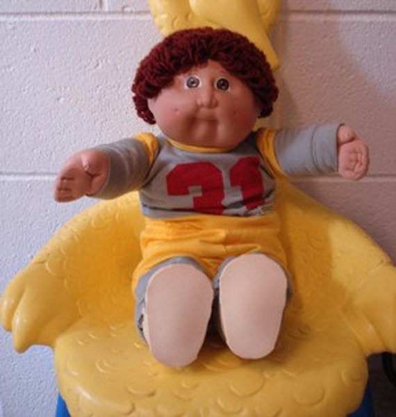Boy Cabbage Patch Dolls Best Of Vintage Cabbage Patch Kid Doll Boy 1985 Of Attractive 41 Ideas Boy Cabbage Patch Dolls