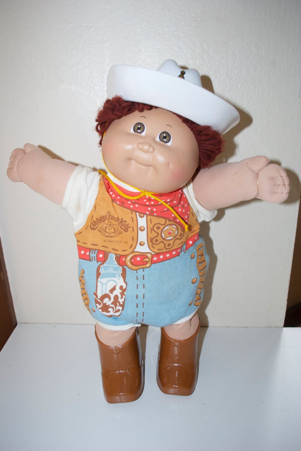 Boy Cabbage Patch Dolls Fresh Cabbage Patch Kid Vintage Boy Doll Brown by Of Attractive 41 Ideas Boy Cabbage Patch Dolls