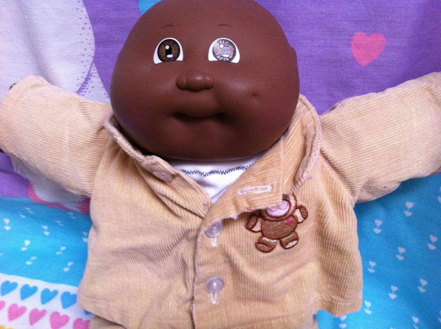 Boy Cabbage Patch Dolls Inspirational Items Similar to Cabbage Patch Doll Boy Preemie African Of Attractive 41 Ideas Boy Cabbage Patch Dolls