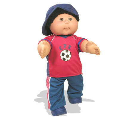 Boy Cabbage Patch Dolls Lovely Cabbage Patch Kids Boy with Black Hair and soccer Uniform Of Attractive 41 Ideas Boy Cabbage Patch Dolls
