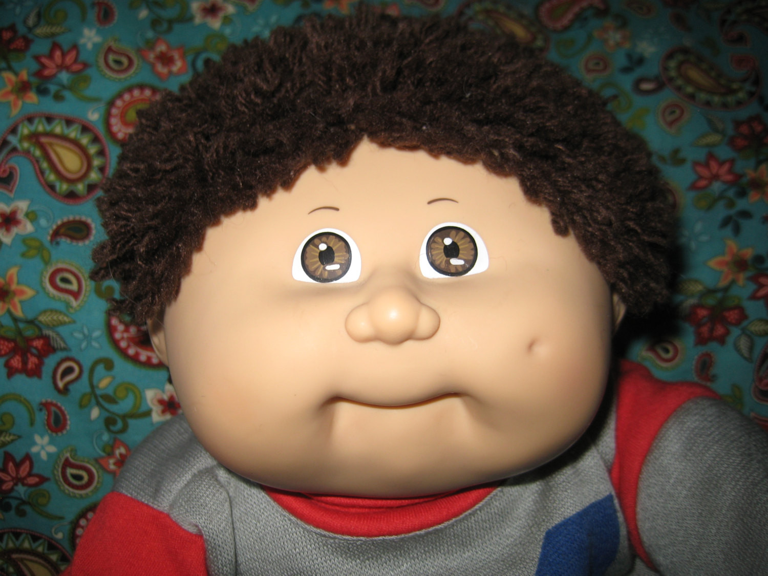 Boy Cabbage Patch Dolls Lovely Vintage Cabbage Patch Kid Doll Fuzzy Hair Boy Of Attractive 41 Ideas Boy Cabbage Patch Dolls
