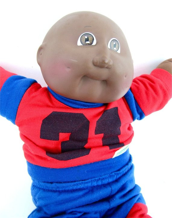 Boy Cabbage Patch Dolls New Items Similar to African American Bald Boy Cabbage Patch Of Attractive 41 Ideas Boy Cabbage Patch Dolls