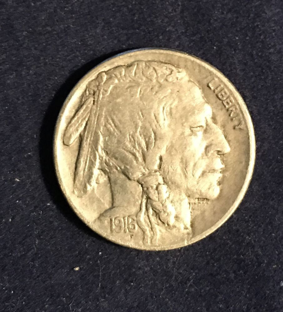 Buffalo Nickel Fresh 1916 S 5c Buffalo Nickel Of Beautiful 46 Models Buffalo Nickel