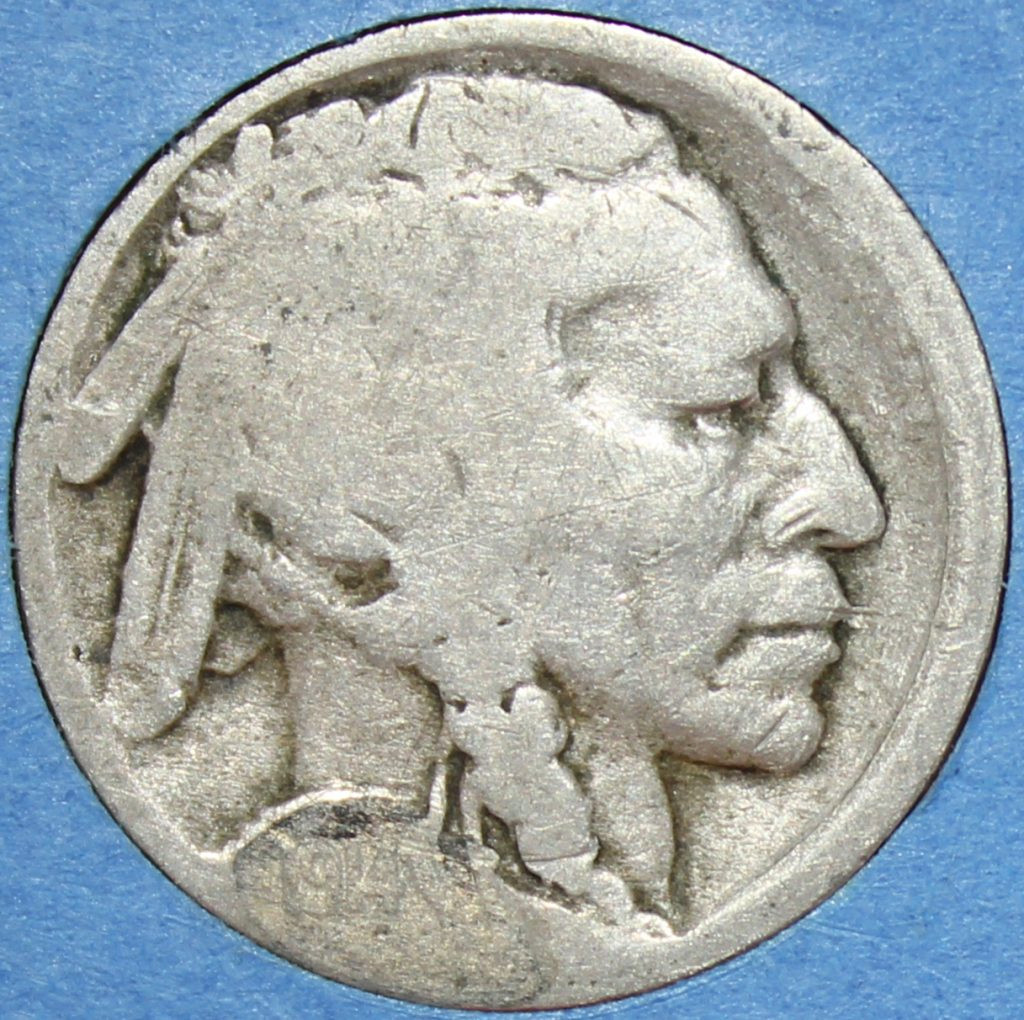 Buffalo Nickel No Date Acid Restored Date Value CoinHELP