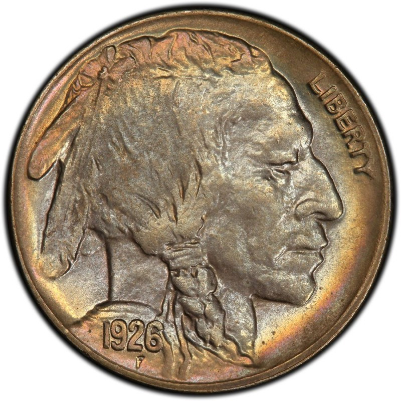 Buffalo Nickel Value Luxury 1926 Buffalo Nickel Values and Prices Past Sales Of Awesome 42 Ideas Buffalo Nickel Value