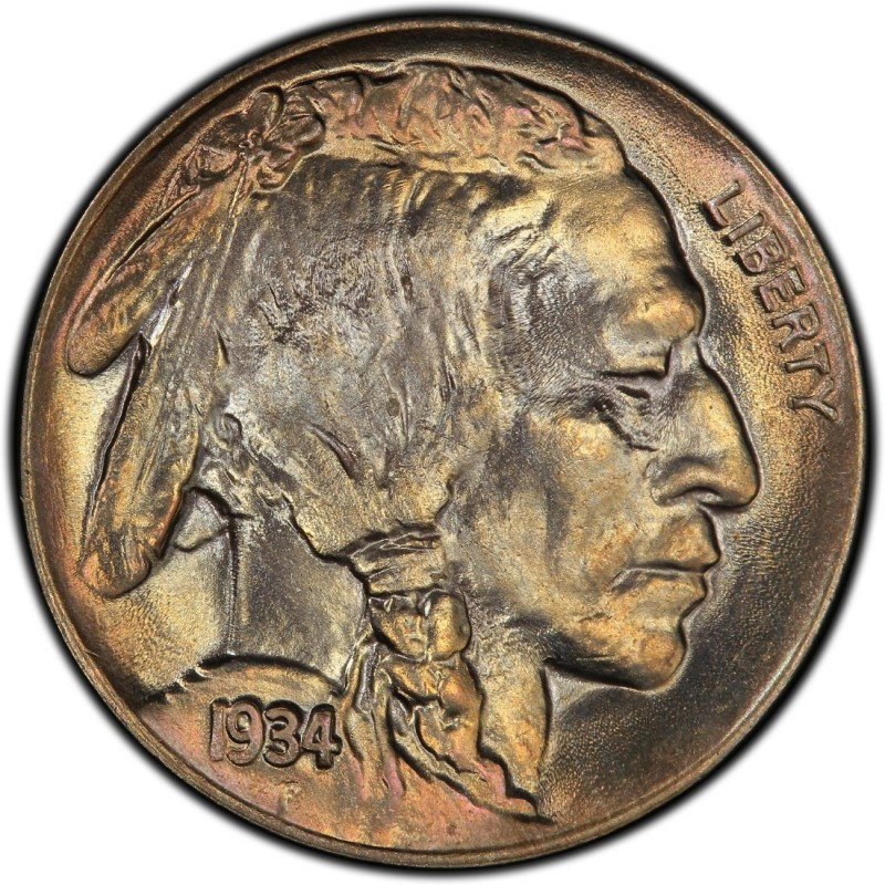 Buffalo Nickel Value Luxury 1934 Buffalo Nickel Values and Prices Past Sales Of Awesome 42 Ideas Buffalo Nickel Value
