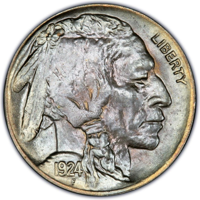 Buffalo Nickel Value Unique 1924 Buffalo Nickel Values and Prices Past Sales Of Awesome 42 Ideas Buffalo Nickel Value