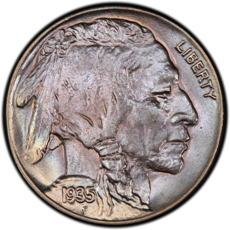 Buffalo Nickel Worth Beautiful 1935 Buffalo Nickel Values and Prices Past Sales Of Lovely 49 Models Buffalo Nickel Worth