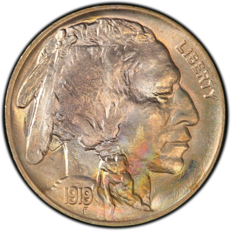 Buffalo Nickel Worth Inspirational 1919 Buffalo Nickel Values and Prices Past Sales Of Lovely 49 Models Buffalo Nickel Worth
