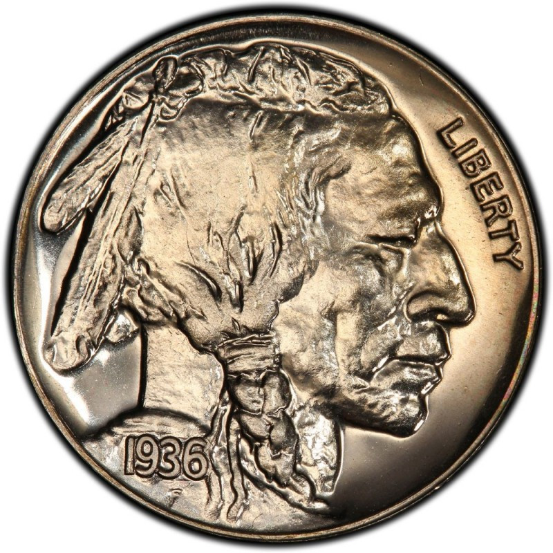 Buffalo Nickel Worth New 1936 Buffalo Nickel Values and Prices Past Sales Of Lovely 49 Models Buffalo Nickel Worth
