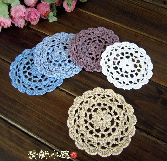 Bulk Doilies Fresh wholesale Cotton Crochet Doily Hand Made Cup Mat Cup Pad Of Marvelous 42 Pictures Bulk Doilies