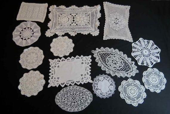 Bulk Doilies Luxury Bulk Lot Of Fourteen White Doilies Of Marvelous 42 Pictures Bulk Doilies