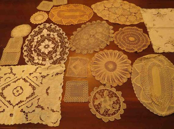 Bulk Doilies Unique Bulk Lot Of 18 Vintage Doilies Ecru Beige Of Marvelous 42 Pictures Bulk Doilies