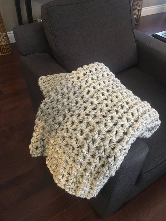 Bulky Crochet Blanket Beautiful Chunky Throw Afghan Super Bulky Blanket Crochet Blanket Of Amazing 50 Ideas Bulky Crochet Blanket