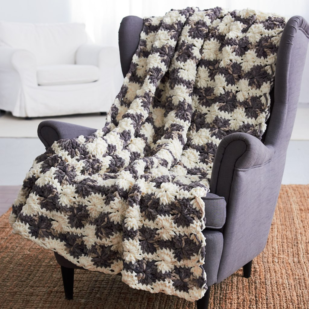 Bulky Crochet Blanket Elegant Bernat Blanket™ Big Wheel Crochet Of Amazing 50 Ideas Bulky Crochet Blanket