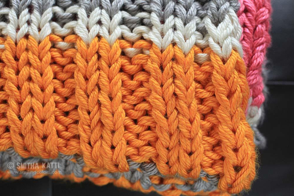 Bulky Knit Blanket Fresh Bulky Knit Blanket Free Pattern Using 3 Strands Of Yarn Of Top 45 Images Bulky Knit Blanket