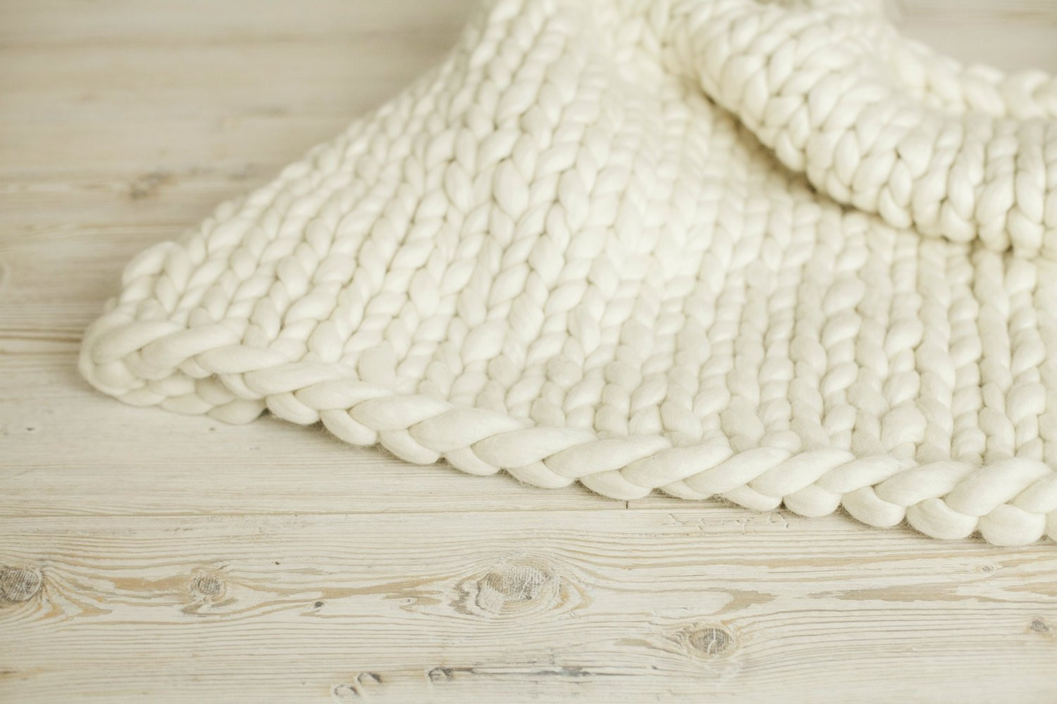 Bulky Knit Blanket New Chunky Knit Blanket Merino Wool Blanket Bulky by Of Top 45 Images Bulky Knit Blanket