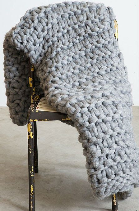 Bulky Yarn Blanket New Super Bulky Chunky Yarn and A Huge Crochet Hook Of Lovely 50 Pictures Bulky Yarn Blanket