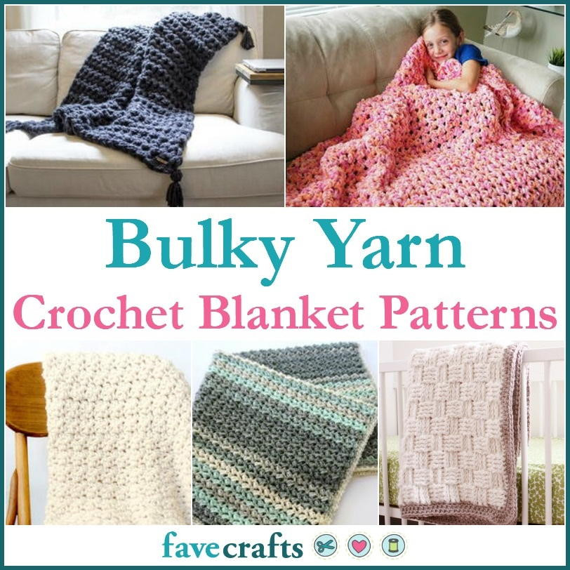 Bulky Yarn Crochet Afghan Patterns Inspirational 19 Bulky Yarn Crochet Blanket Patterns Of Wonderful 46 Models Bulky Yarn Crochet Afghan Patterns