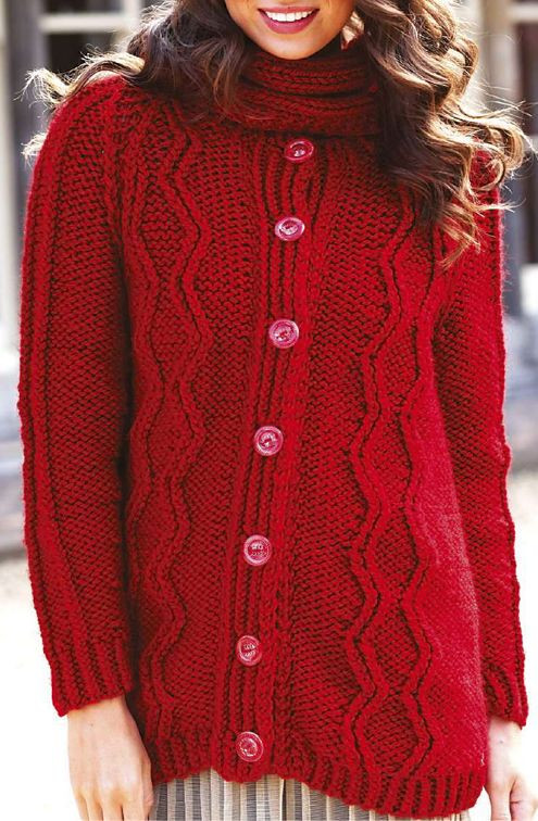 Bulky Yarn Sweater Patterns Elegant 380 Best Images About Cardigan Knitting Patterns On Pinterest Of Adorable 47 Pictures Bulky Yarn Sweater Patterns
