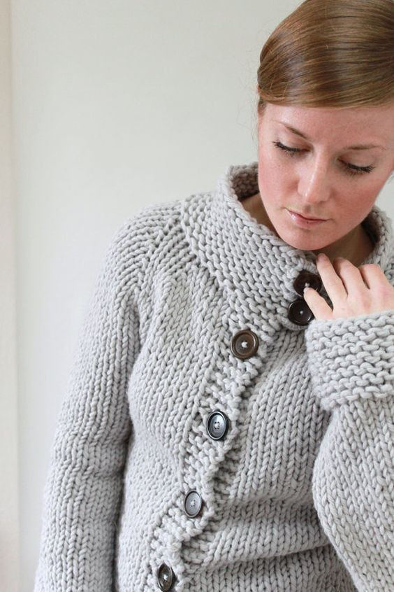 Bulky Yarn Sweater Patterns Unique Quick Sweater Knitting Patterns Of Adorable 47 Pictures Bulky Yarn Sweater Patterns