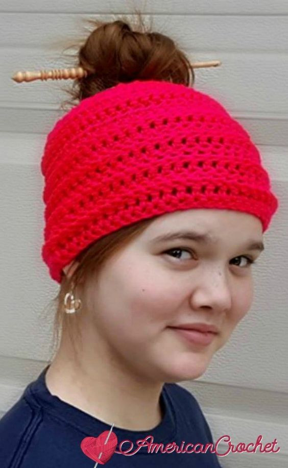 Bun Beanie Hat Unique 18 Free Messy Bun Hat Crochet Patterns Make A Ponytail Of Contemporary 41 Pics Bun Beanie Hat