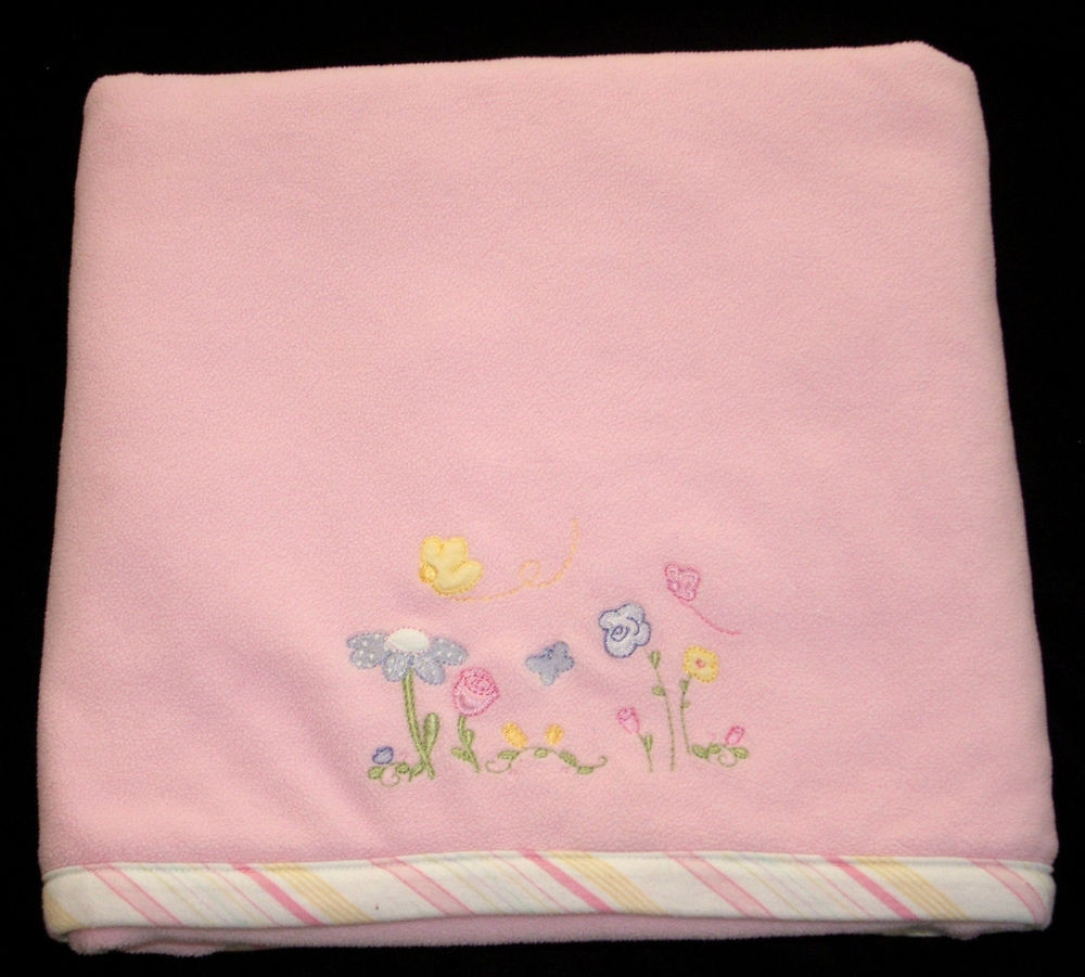 Butterfly Baby Blanket Best Of Baby Connection Pink Fleece Baby Blanket butterfly Flowers Of Amazing 43 Ideas butterfly Baby Blanket
