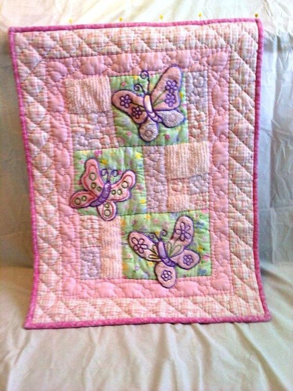 Butterfly Baby Blanket Fresh Items Similar to Pink butterfly Baby Blanket On Etsy Of Amazing 43 Ideas butterfly Baby Blanket