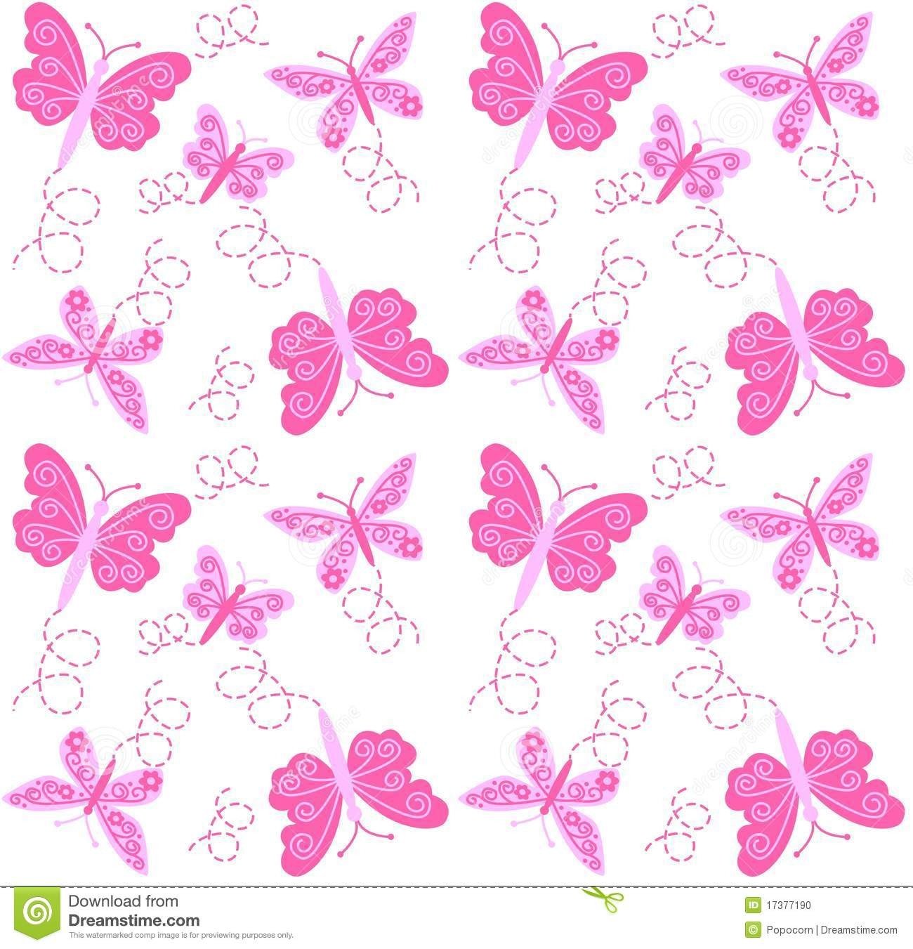Butterfly Pattern Inspirational Seamless butterfly Pattern Stock Vector Illustration Of Of Brilliant 42 Photos butterfly Pattern