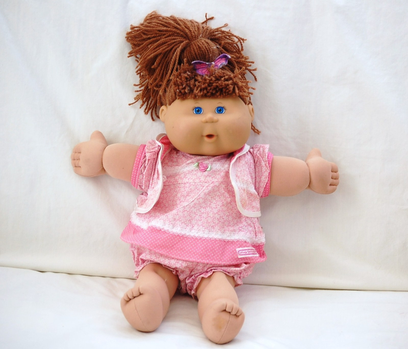 Cabbage Patch Doll Beautiful Cabbage Patch Kid Vintage Doll 2004 original and 14 Of Superb 40 Models Cabbage Patch Doll