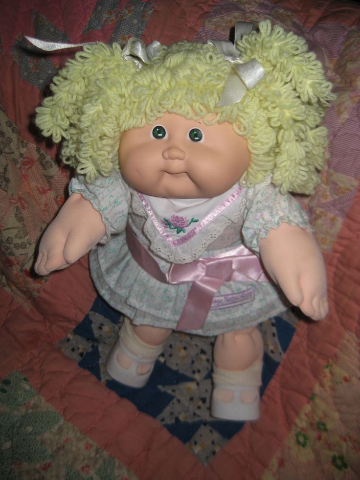 Cabbage Patch Doll Best Of 1000 Images About Cabbage Patch Kids On Pinterest Of Superb 40 Models Cabbage Patch Doll