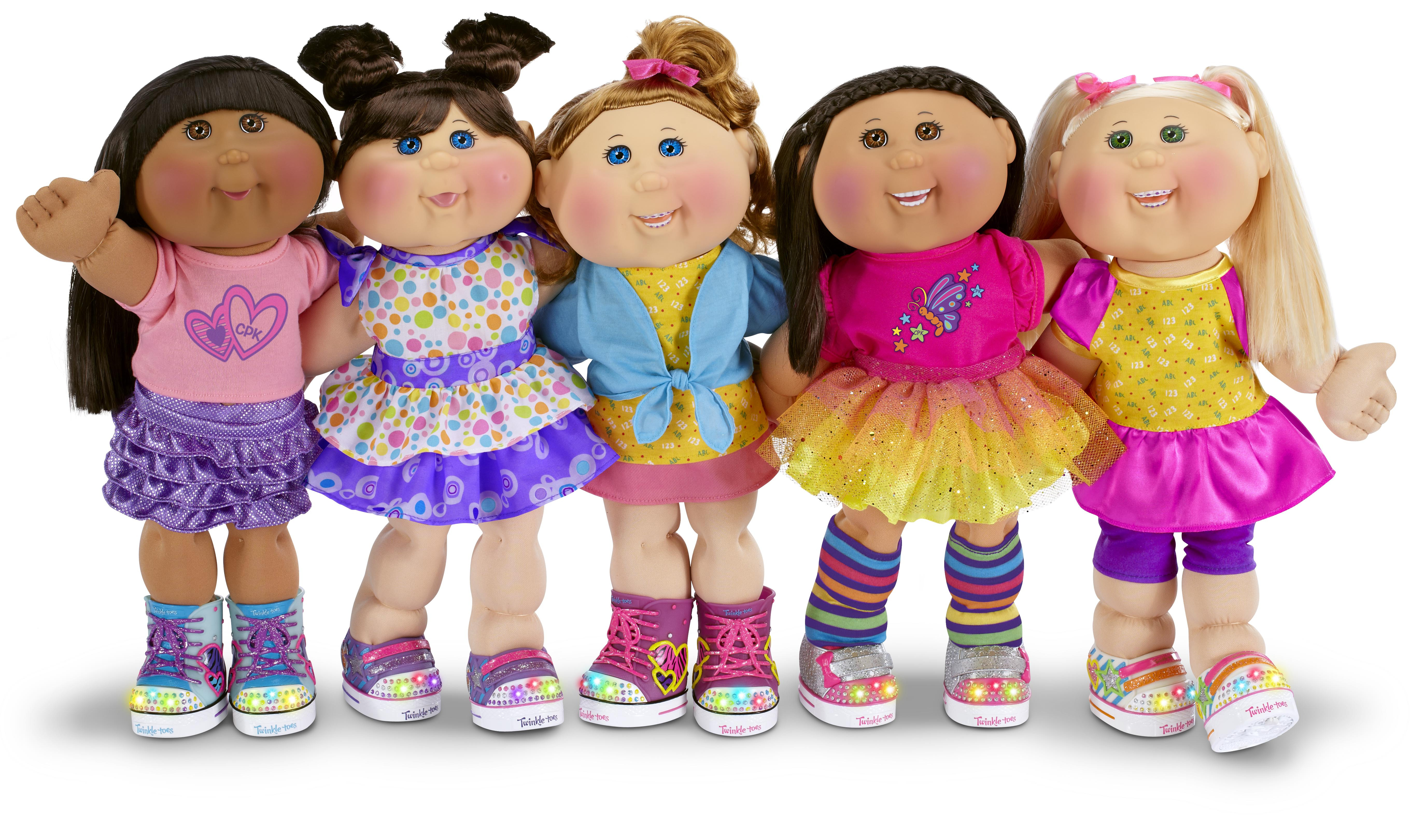 Cabbage Patch Doll Elegant Cabbage Patch Kids Get 2014 Makeover with Skechers Shoes Of Superb 40 Models Cabbage Patch Doll