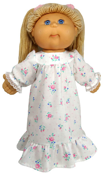 Cabbage Patch Doll Fresh Cabbage Patch Kids Doll Clothes Pattern Winter Nightie Of Superb 40 Models Cabbage Patch Doll