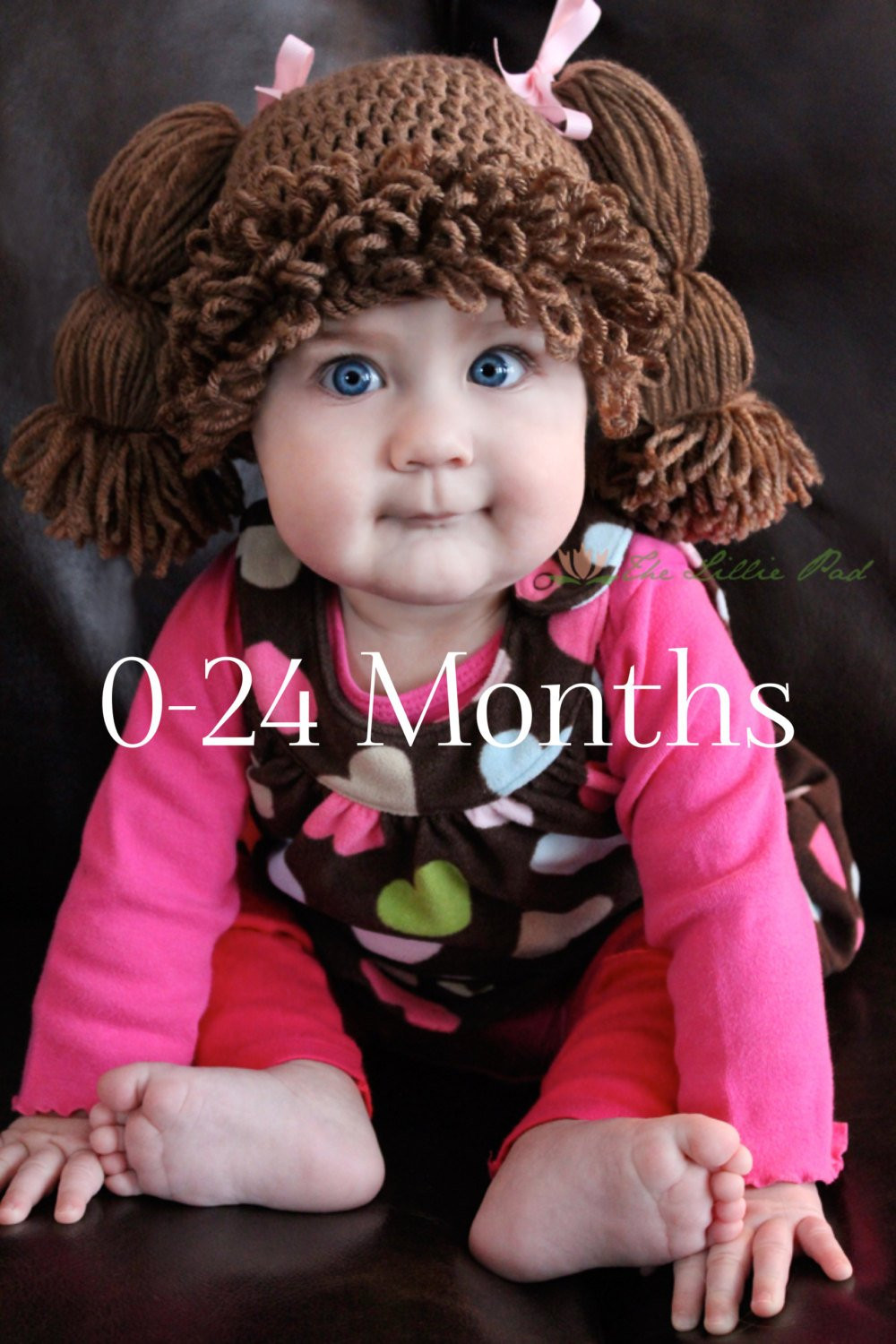 Cabbage Patch Kid Hat Cabbage Patch Wig For Baby by