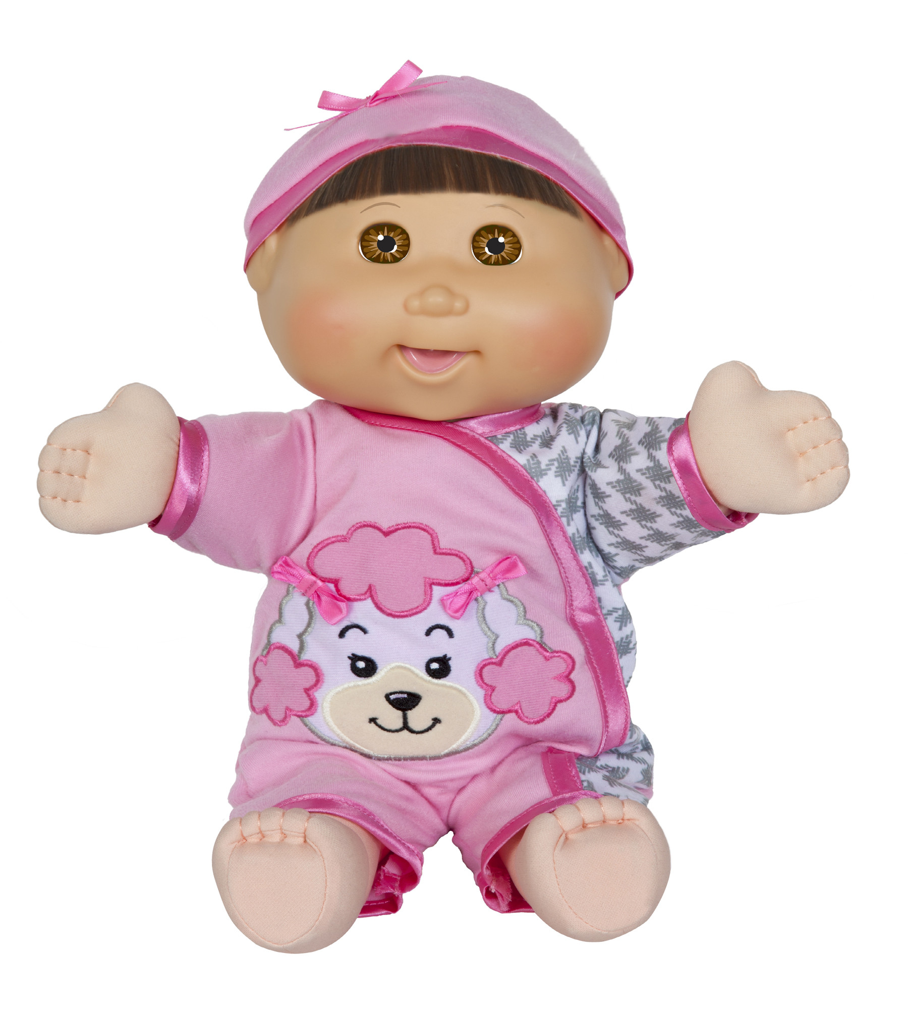 """Cabbage Patch Doll Inspirational Cabbage Patch Kids 14"""" Baby so Real Brunette Brown Eyes Of Superb 40 Models Cabbage Patch Doll"""