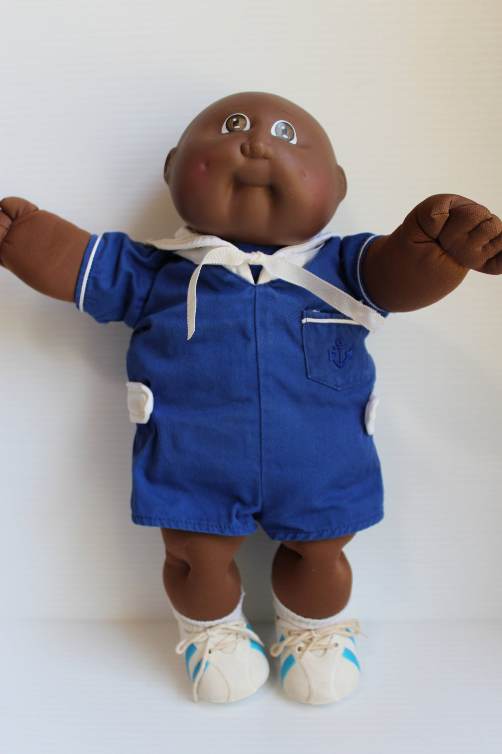 cabbage patch doll boy doll african