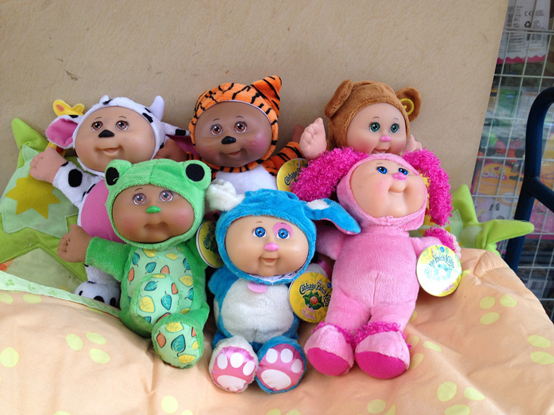 Cabbage Patch Doll Lovely Cabbage Patch Kids Cabbage Patch Kids Animals Of Superb 40 Models Cabbage Patch Doll