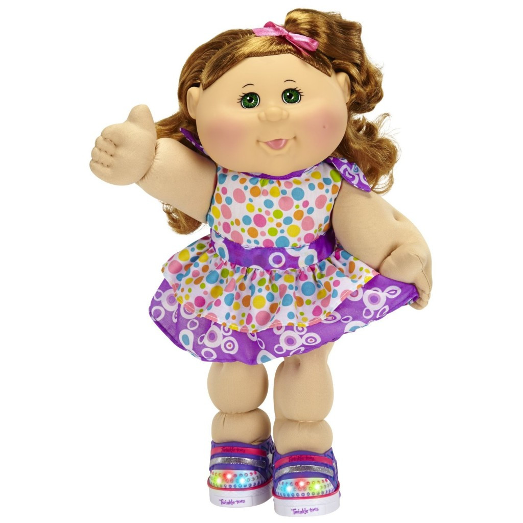 Cabbage Patch Kids Twinkle Toes with Sketchers