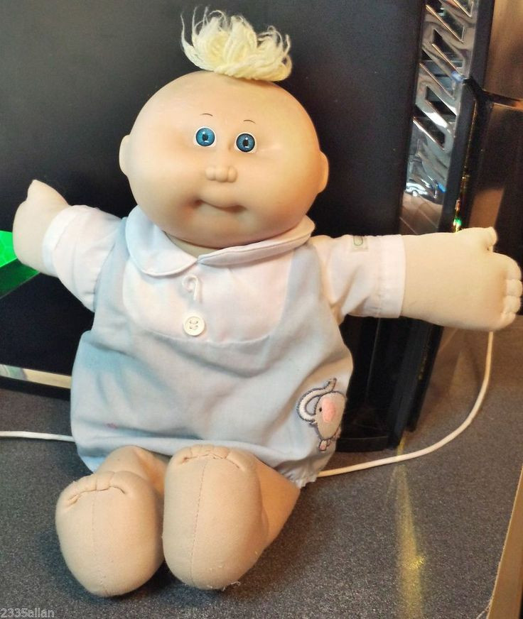 what is a 1982 cabbage patch doll worth free software programs online
