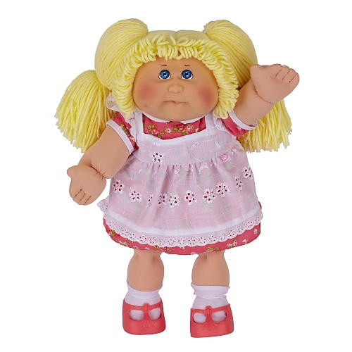Cabbage Patch Doll Value Inspirational Cabbage Patch Kids Vintage Doll Pinafore Girl $49 99 Of Contemporary 40 Pictures Cabbage Patch Doll Value